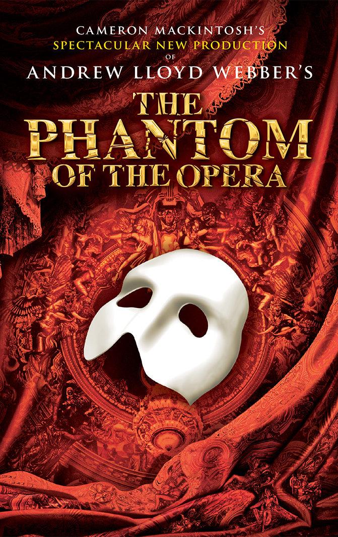 Andrew Lloyd Webber's The Phantom of the Opera Logo