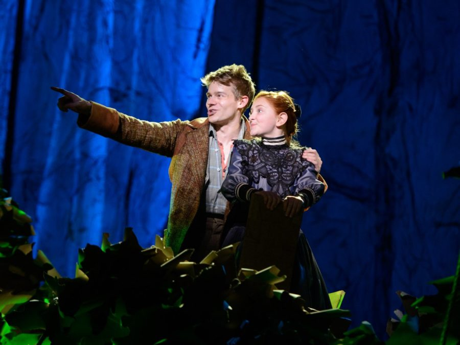 PS - Tuck Everlasting - Andrew Keenan Bolger - Sarah Charles Lewis - 2/16 - Photo: Greg Mooney