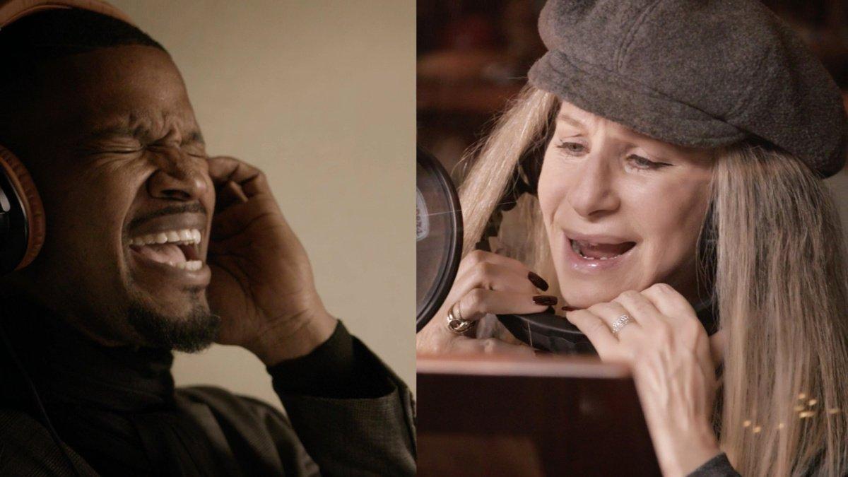 WI - Jamie Foxx - Barbra Streisand - 6/16