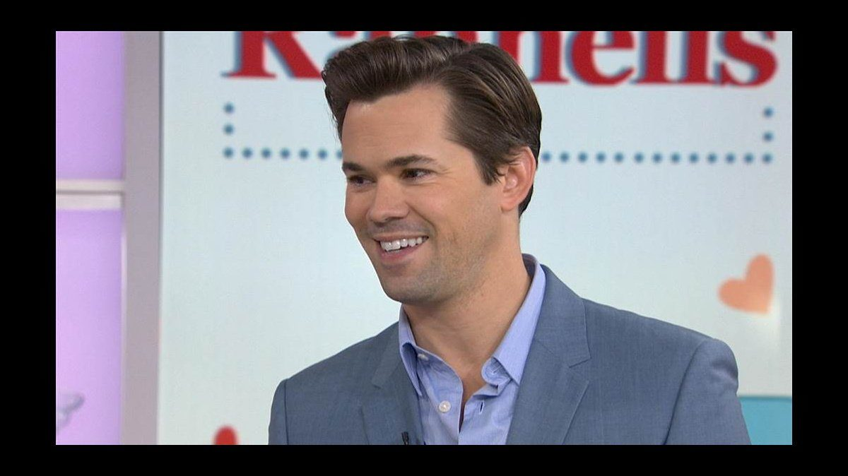 WI - Andrew Rannells - 10/16