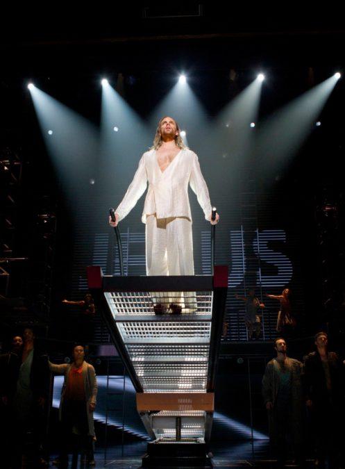 PS - Jesus Christ Superstar - Paul Alexander Nolan - Broadway - 2012 - Joan Marcus
