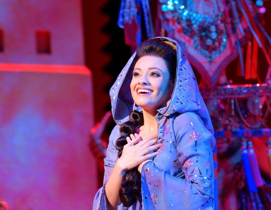 National Tour Show Photos - Aladdin - 7/17 - Photo: Deen van Meer