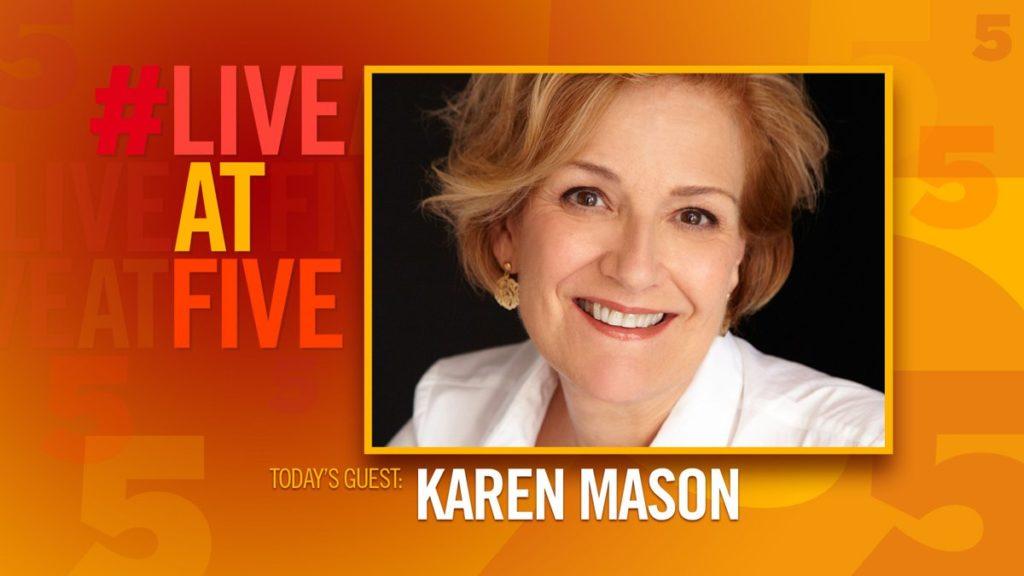 Still - Live at Five - Karen Mason