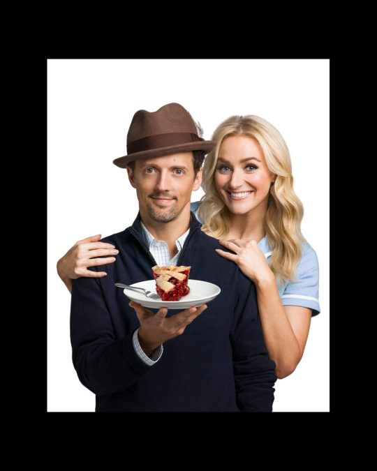 PRESS - Waitress - Jason Mraz - Betsy Wolfe - 9/17 - Jason Bell -
