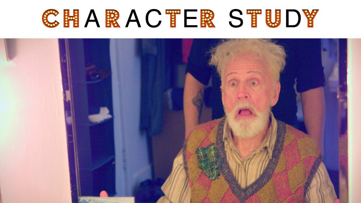 Still - Character Study - John Rubinstein