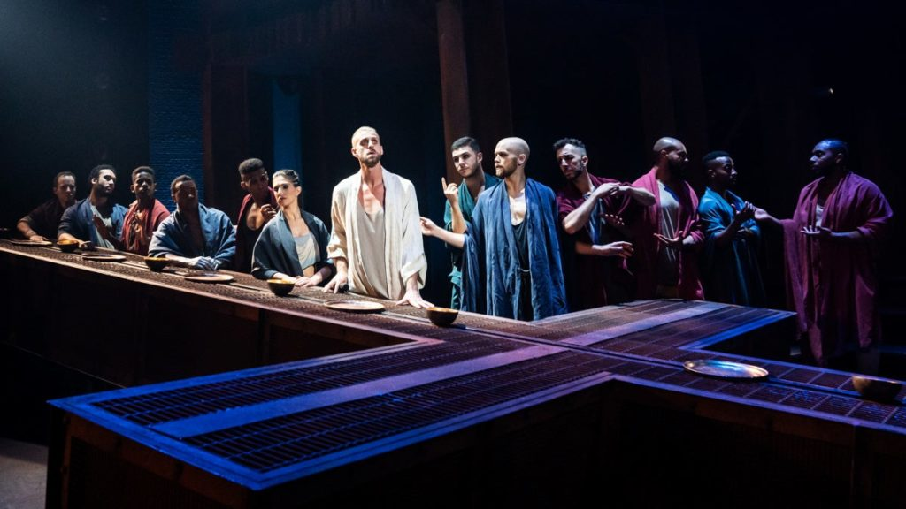 TOUR-Jesus Christ Superstar-Production Photos-Matthew Murphy-10/19