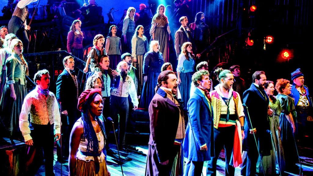 PS - Les Misérables Concert Company - London - 11/2019 - Michael Le Poer Trench